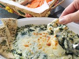 Baked Artichoke and Spinach Dip