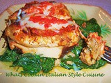 Baked Chicken Italiano Recipe