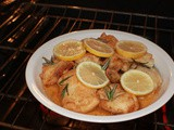 Baked Cod in Parchment Cajun Lime Spiced Recipe