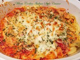Baked Homemade Tortellini Recipe