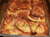 Baked Italian Toast With Banana Recipe