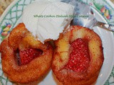 Baked Strawberry Dumpling Recipe