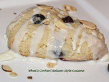 Blueberry Almond Scone Recipe Video