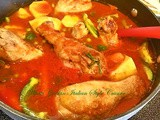 Chicken Leg Italian Stew Recipe