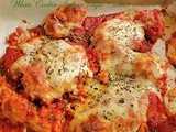Chicken Parmesan and Cookbook Offer