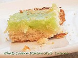 Coconut Lime Pie Bar Recipe