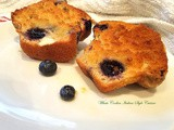 Grilled Blueberry Muffins Recipe