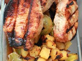 Grilled Hawaiian Pork Chop Recipe