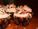 Halloween Chocolate Mayonnaise Cupcake Recipe