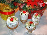 Holiday Cannoli Mousse