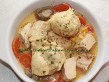 Italian Turkey Dumpling Recipe