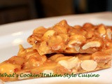 Mom's Peanut Brittle and Cookbook Offer