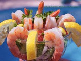 Mom's Shrimp Cocktail and Cookbook Offer