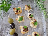 Olive Tapenade Appetizer