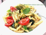 Penne with Vegetables Pasta Recipe