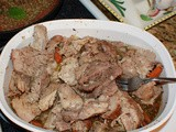 Picnic Pork Roast Marsala Recipe