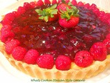 Raspberry Lemon Tart Recipe