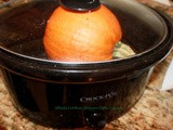 Slow Cooker Pumpkin Puree Recipe