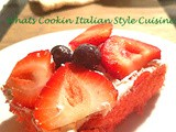 Strawberry Blueberry Banana Poundcake Recipe