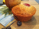 Summer Berry Muffins