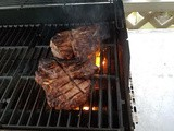 Tuscan Grilled Porterhouse Steak Recipe