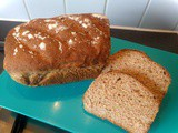 Spelt and Rye flour bread