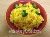 Paneer Bhurji..[Scrambled Cottage cheese with sautéd vegetables]