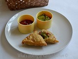 Samosa: a Guest Post