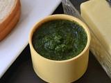 Sandwich chutney/ Cilantro dip for sandwiches