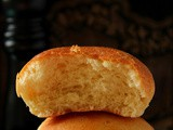 Eggless Pav Buns - Eggless Dinner rolls