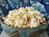 Best Ever Soft Caramel Corn {Mary's Sticky Popcorn}
