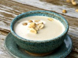 Colonial Cream of Peanut Soup {with 21 Topping Ideas}