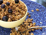 Hearty Vegan Breakfast Granola
