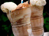 It's Soda Time! {How to Make an Old-fashioned Chocolate Ice Cream Soda}