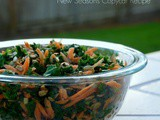 Kale & Carrot Salad {New Seasons Copycat}