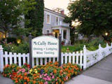 Southern Oregon Travel: McCully House Inn {Jacksonville}