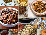 Top 10 Best Roasted Pumpkin Seed Recipes {+ Halloween Memories}