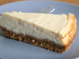 The ultimate New York baked cheesecake (best recipe)