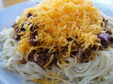 Cincinnati Chili 5 Ways
