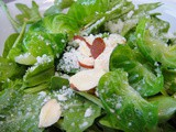 Giada's Brussels Sprouts-Leaf Salad