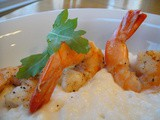 Pleasant Peasant Shrimp and Grits