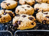 Low fodmap Chocolate Chip Cookies with Thermomix Instructions