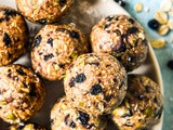Nut Free Muesli Balls with Thermomix Instructions