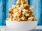 Quick and Easy School Lunch Box Popcorn