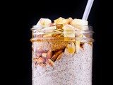 Shake And Make Apple Pie Jars