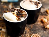 Winter Warming Sticky Medjool Date Smoothie