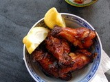 Bbq Marmite Chicken Wings