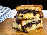 Bacon Jam Grilled Cheese
