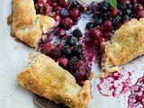 Mixed Berry Galette