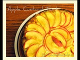 Apple Custard Tart - for the sweet tartness in my life